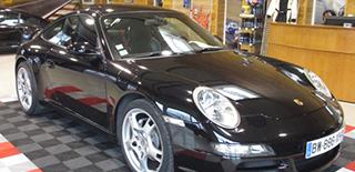 911 – 997 3,6L Carrera