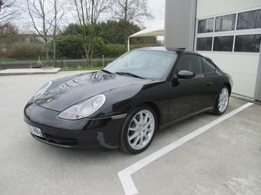 PORSCHE 996 CARRERA 4 noir