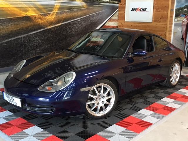 PORSCHE 911 Type 996 CARRERA 3,4L
