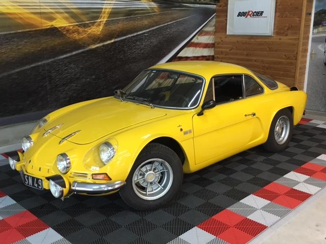RENAULT Alpine 1300 G Jaune