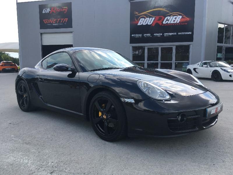 Porsche Cayman Basis «carnet complet»