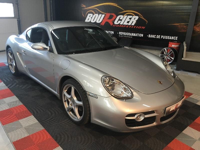 Porsche Cayman Basis