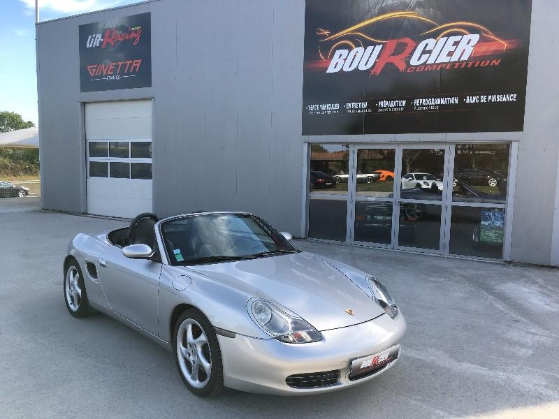 Porsche Boxster S 986