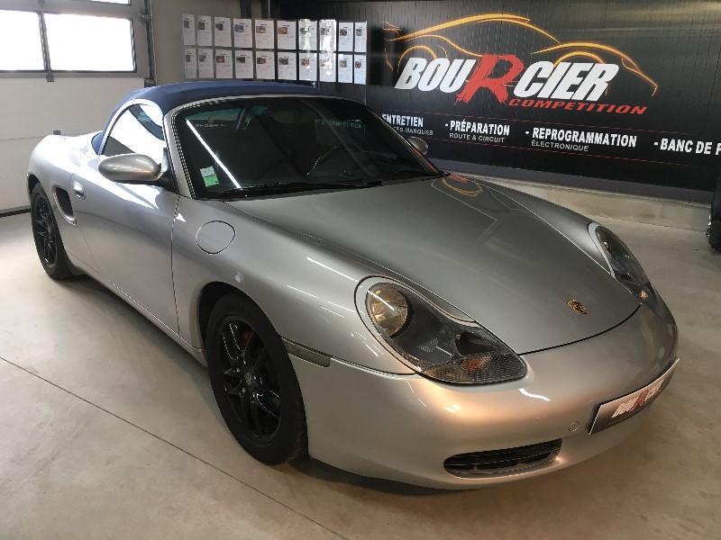 Porsche Boxster 986 2.7