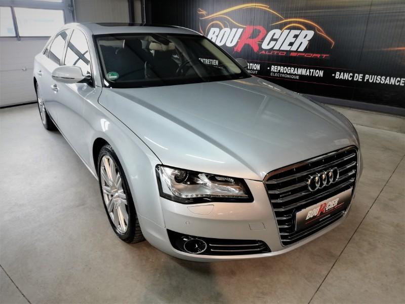 Audi A8 AVUS Quattro V8 TDI