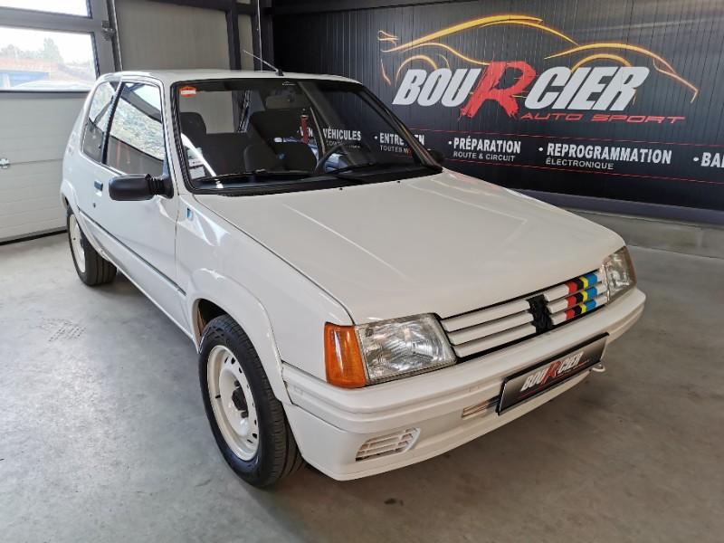 Peugeot 205 Rallye 1.9 d'origine