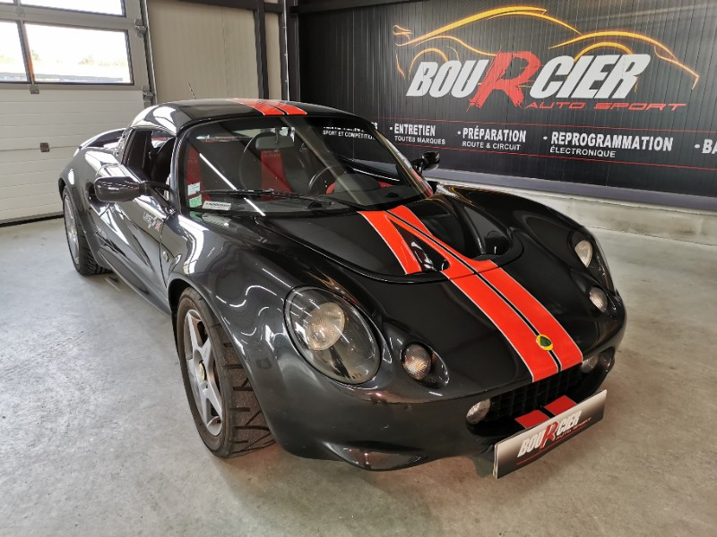 Lotus Elise S1 160 Sport