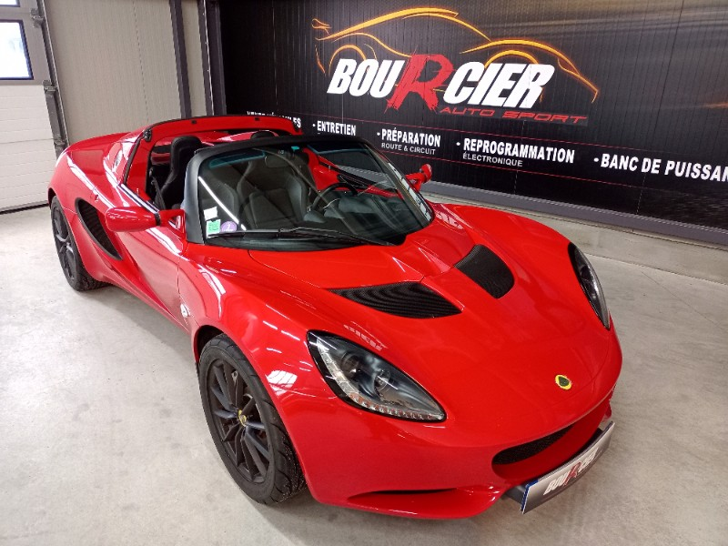 Lotus Elise S3