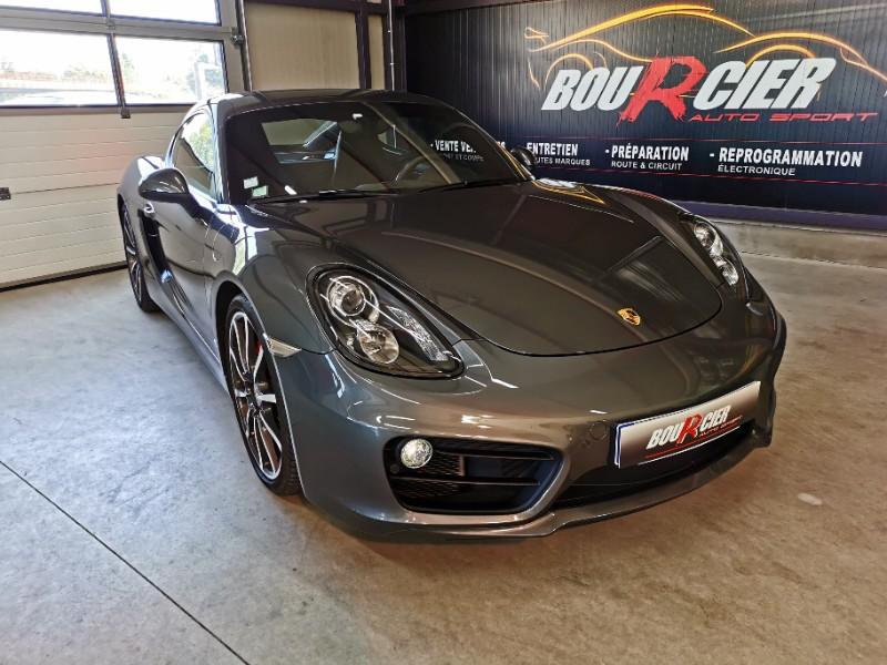 Porsche Cayman 981 S