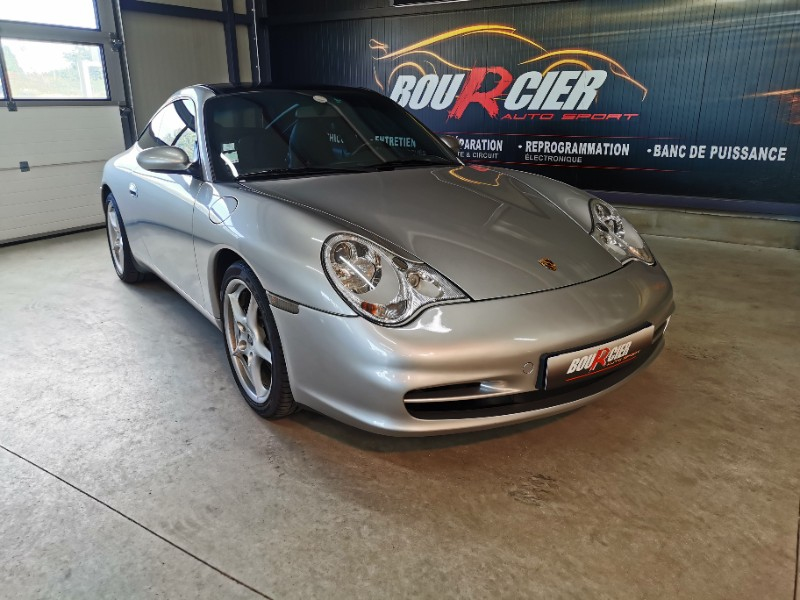 Porsche 996 Targa, IMS fait