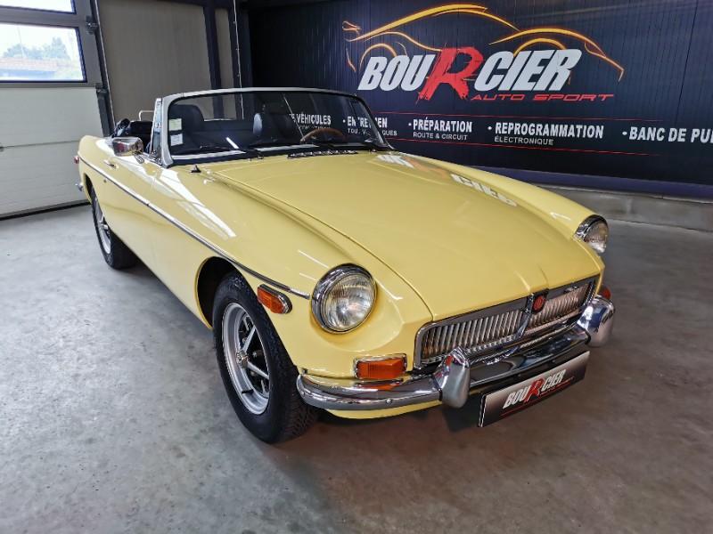 MG B Cabriolet