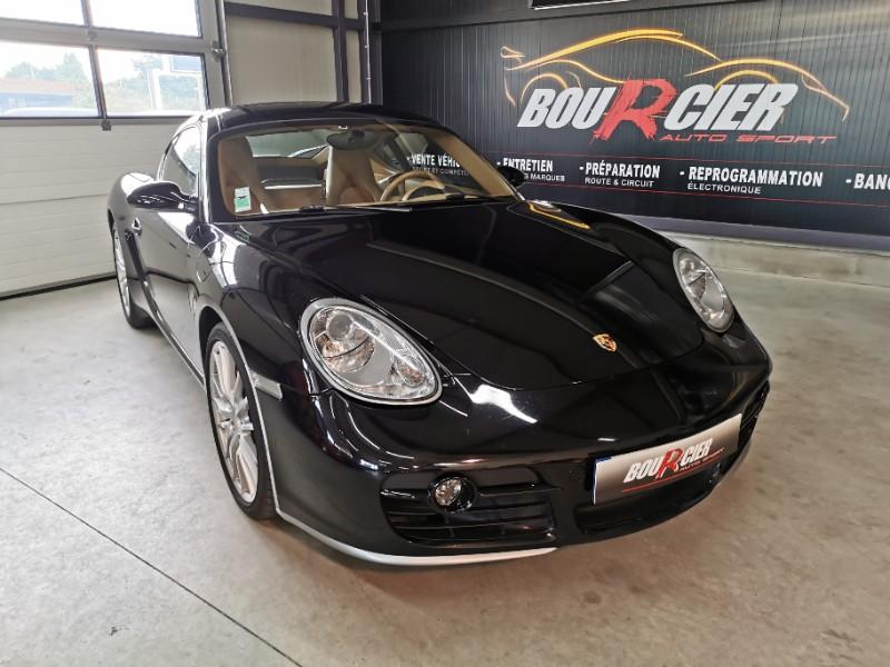 Porsche Cayman 987 S