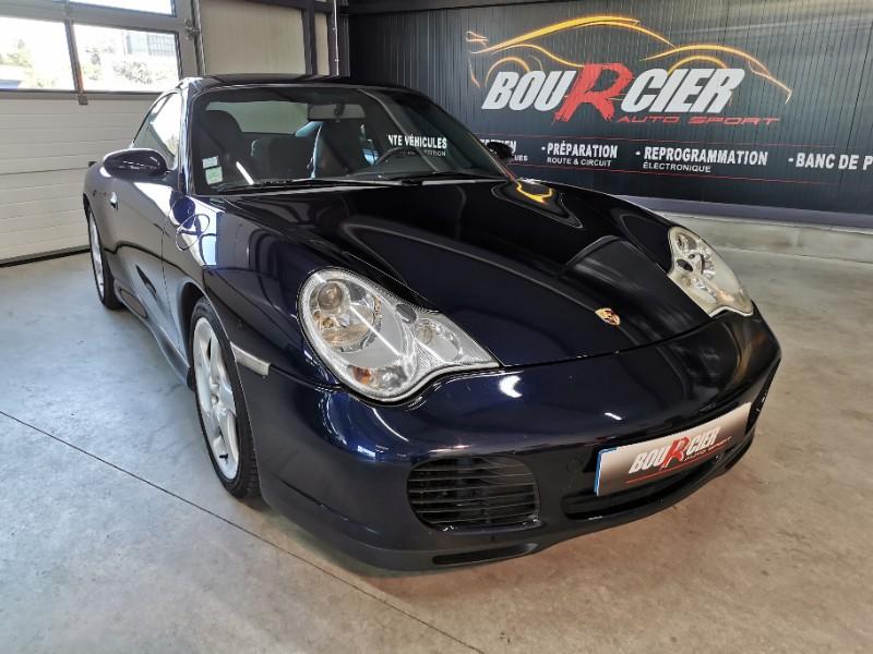 Porsche 996 Carrera 4S, IMS Fait
